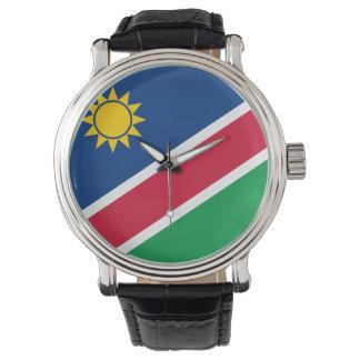 Namibia Flagi Watch