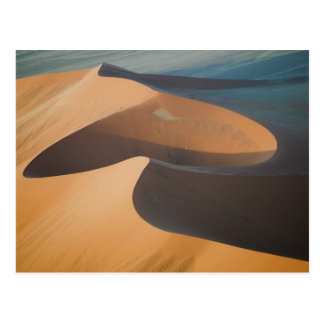 Namibia, Soussevlei, Great Red Sand Dunes, Postcard