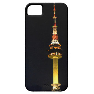 Namsan Seoul Tower Case For The iPhone 5