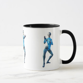 Nana Alien Dance Mug
