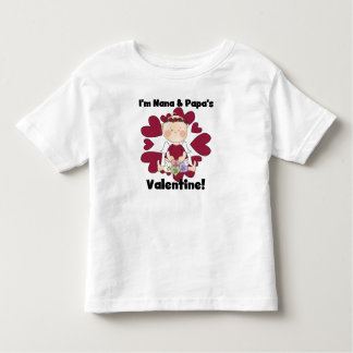 Nana and Papa's Valentine Tshirts
