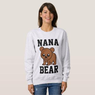 NANA BEAR t-shirts & sweatshirts for Grandma