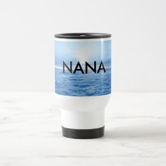 NANA Coffee Mug Two Toned Grandmother Tea Cup