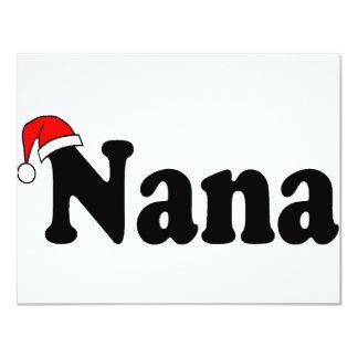 Nana Personalized Invitations