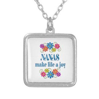 Nana Joy Silver Plated Necklace