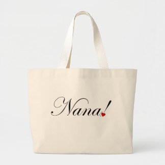 Nana! Large Tote Bag