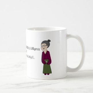 Nana Néné, intelligence Coffee Mug