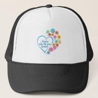 Nana Special Heart Trucker Hat