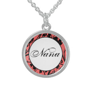 Nana Sterling Silver Necklace