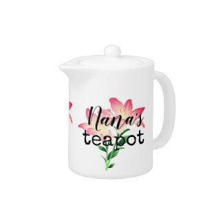 nana tea pot