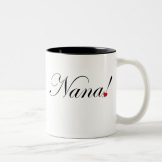 Nana! Two-Tone Coffee Mug