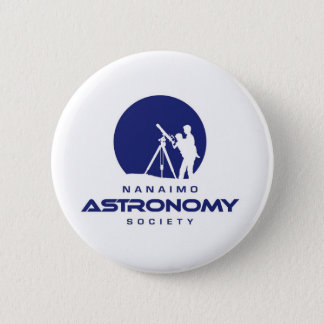 Nanaimo Astronomy Logo Products 2 Inch Round Button