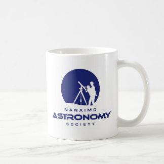 Nanaimo Astronomy Logo Products Coffee Mug
