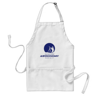 Nanaimo Astronomy Logo Products Standard Apron
