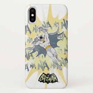 NANANANANANA Batman Graphic iPhone X Case