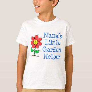Nana's Garden Helper T-Shirt
