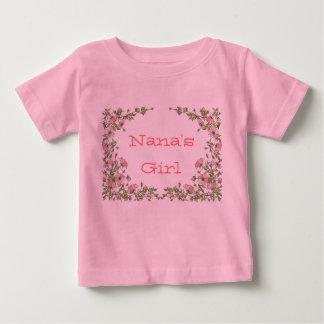 Nana's Grandma's Girl baby Shirt