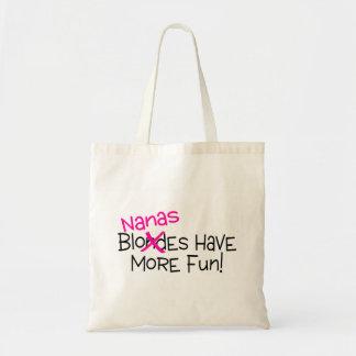 Nanas Have More Fun Tote Bag