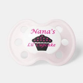 Nana's Lil Cupcake Pacifier