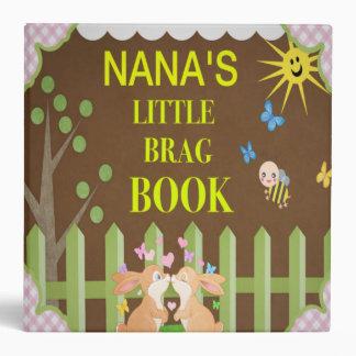 NaNa's Little Brag Book 3 Ring Binders
