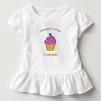 Nana's Little Cupcake Toddler T Toddler T-shirt