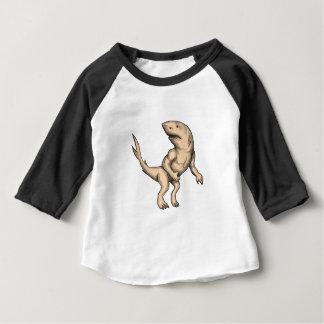 Nanaue Fighting Stance Tattoo Baby T-Shirt