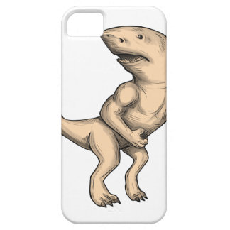 Nanaue Fighting Stance Tattoo Case For The iPhone 5