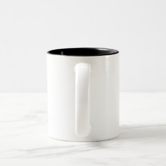 Nancy Calls It a Day Two-Tone Coffee Mug