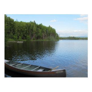 Nancy Lake, Alaska Postcard
