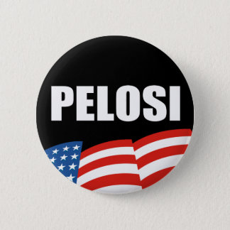 NANCY PELOSI Election Gear 2 Inch Round Button