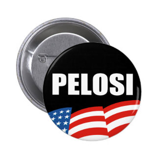 NANCY PELOSI Election Gear 2 Inch Round Button