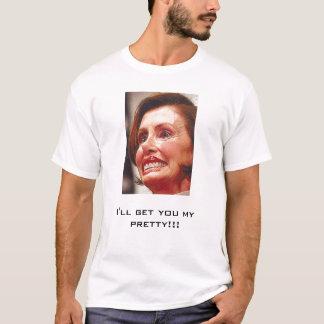 Nancy Pelosi-Wicked Witch T-Shirt