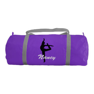 Nancy personalized dance bag
