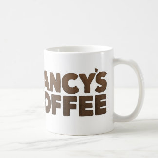 Nancy's Coffee Mug