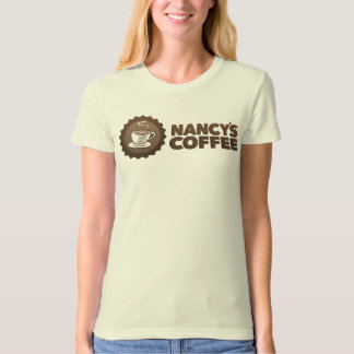 Nancy's Coffee Women's t-shirt