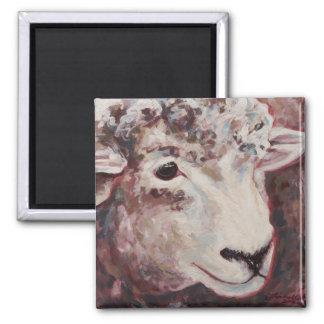 Nancy's Sheep Magnet
