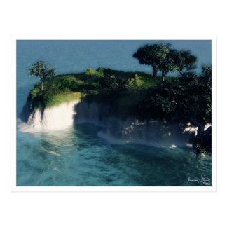 Nani Island Postcard