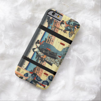 Naniwa Vacation Cottage 1855 Barely There iPhone 6 Case