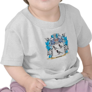 Nanni Coat of Arms - Family Crest T-shirt