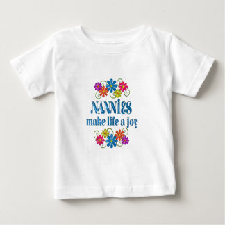 Nannie Joy Baby T-Shirt