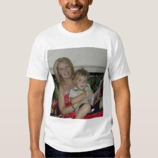Nanny Cara and William T Shirts