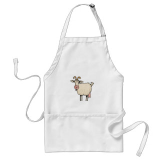 nanny goat standard apron