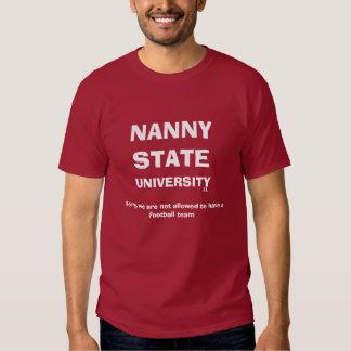Nanny State University Shirt