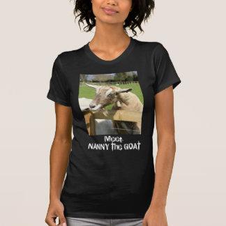 Nanny the Goat Woman's T-Shirt