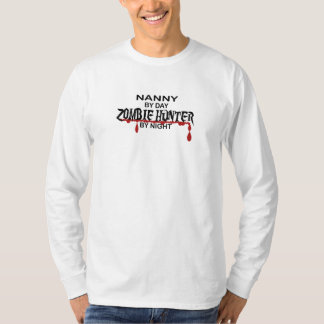 Nanny Zombie Hunter Tshirt