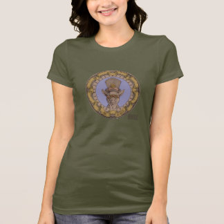 NaNo Los Angeles Steampunk Lemur T-Shirt