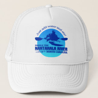 Nantahala River (Blue) Trucker Hat