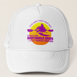 Nantahala River (Sunset) Trucker Hat