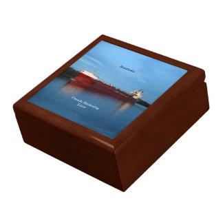 Nanticoke keepsake box