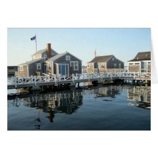 """Nantucket"" Card"